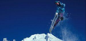 Winter Sports Foundation snowboarding